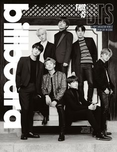 """No sound on the planet inspires as obsessive a fandom as K-pop. The """"Bulletproof Boy Scouts"""" of BTS have (finally, for real) imported that mania to America -- all in Korean, as they rally dissatisfied millennials around the globe. Bts Billboard, Billboard Magazine, Billboard Music Awards, Jonghyun, Shinee, Bts 2018, Jung Kook, Btob, Foto Bts"""