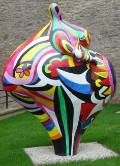 Sculpture by Niki de Saint-Phalle