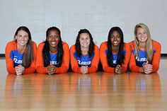 Gator Volleyball Notebook - August 8th, 2011 Like this.