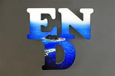 'end' lightbox by doug aitken at art basel 2012