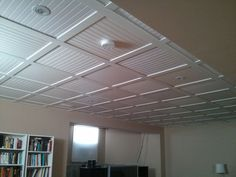 31 great drop ceiling makeover images dropped ceiling diy ideas rh pinterest com