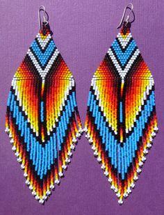 I'm on a bead kick. R.E.D. Designs jewelry by Rachel Dempsey.