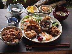 店舗メニューご紹介 オーガニックパン,天然酵母パン,酵素玄米,オーガニックカフェ,奈良,吉野山,オーガニック・カフェはなさか