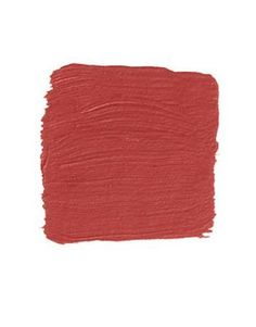 Color Inspiration: Deep Red