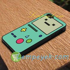 BMO Adventure Time  iphone cases, samsung galaxy cases, HTC one cases