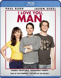 I Love You Man Blu-ray
