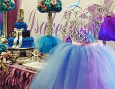 "Ballerina / Birthday ""Analia's Ballet Birthday"" 