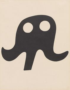 Jean (Hans) Arp, Schnurrhut (Mustache-Hat), from 7 Arpaden von Hans Arp (7 Arp-Things by Hans Arp), 1923. Lithograph, 17 5/8 × 133⁄4 in. (44.8 × 38.9 cm). Yale University Art Gallery, Gift of the Estate of Katherine S. Dreier