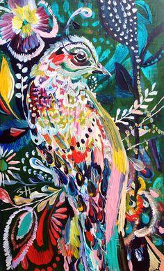 Motifs' inspiration - Jungle Colors