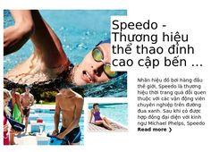 Speedo - Thương hiệu thể thao đỉnh cao cập bến ZALORA