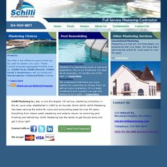 custom web design chicago website for contracting company