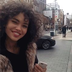 Discover & share this Isabella Peschardt GIF with everyone you know. GIPHY is how you search, share, discover, and create GIFs. Badass Aesthetic, Bad Girl Aesthetic, Pretty People, Beautiful People, Beautiful Women, Isabella Peschardt, Curly Hair Styles, Natural Hair Styles, Grunge Hair