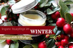 Vegan Skincare for Winter *ONCE UPON A CREAM Vegan Beauty Blog*