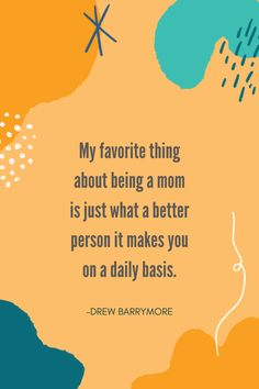 Having a child teaches you patience, unconditional love, and perseverance, and every day you are a mom, you are growing into a better person. #lifeasamama #realmotherhood #momstruggles