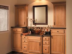 Bathroom Vanities and Cabinets | ... Cabinets – Five-Year Limited Warranty WoodStar® Series Cabinets