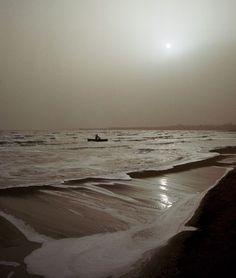 Dead Sea, Israel and Jordan