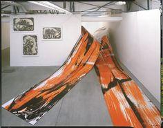 Judy Millar Venice Biennale, Artist Art, Art Studios, Layout, Abstract, Artists, Exhibitions, Painting, Inspiration