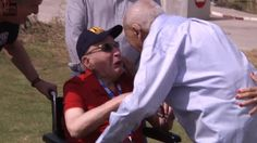 Not all news in bad these days. It is great these two were reunited. I bet they have a lot of good stories they could share. Fox News Insider: A World War II veteran was reunited with a Holocaust survivor who he helped liberate and the incredible moment was caught