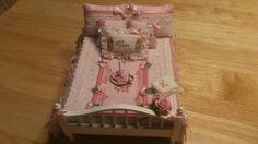 Schönes Bett, Ales reine Handarbeit