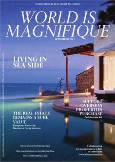 Www.worldismagnifique.com https://www.facebook.com/worldismagnifique http://issuu.com/worldismagnifique MagazineInternatio...