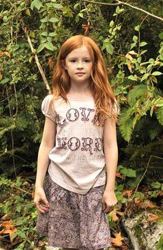 Peek Tee & Skirt (Toddler Girls, Little Girls & Big Girls)  available at #Nordstrom