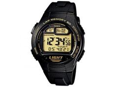 Relógio Masculino Casio W-734-9AV Digital - Resistente à Água com Cronômetro e Calendário