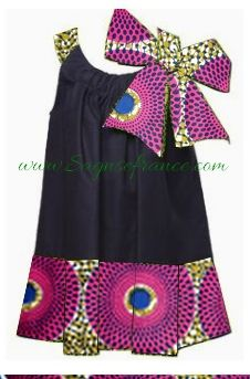 African Dresses For Kids, Latest African Fashion Dresses, African Print Dresses, African Wear, African Print Clothing, African Print Fashion, Africa Fashion, Kids Outfits Girls, Little Girl Outfits