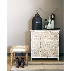 Cabinet 9 tiroirs