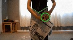 Image titled Make a Paper Dress Step 5