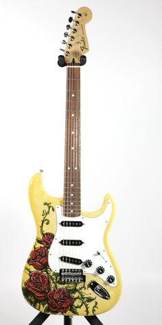 Fender Special Edition David Lozeau Stratocaster (Floor Model)