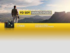 YO SOY Marco Polo. YO SOY Nikon Argentina