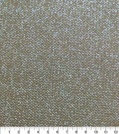All That Glitters Fabric-Metallic Knit Blk/Balitc