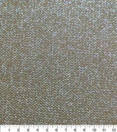 All That Glitters Fabric-Metallic Knit Blk/Balitc