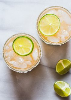 Make a batch of Fresh Cantaloupe Margaritas for your next summer ...