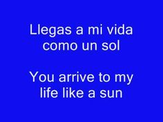 flirting quotes in spanish words spanish lyrics song
