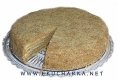Medovník Sweet And Salty, Sweets, Bread, Baking, Breakfast, Cake, Ethnic Recipes, 35, Food