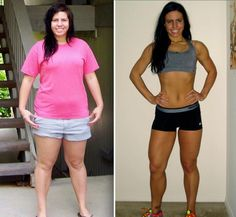 """Laura D. Fitness Program: Insanity® Nutrition Supplement: Shakeology®  """"I was 195 pounds and refused to get to 200. I looked and felt fat and unhealthy and knew I needed to change my life. ... I have lost 52 pounds. I have lost 20% body fat and 30 total inches from my body. Beachbody has helped me to go from a sedentary lifestyle to placing in 5ks and running a full marathon."""""""