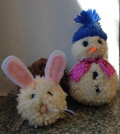 Rabbit, Teddy Bear, Toys, Animals, Bunny, Activity Toys, Rabbits, Animales, Animaux