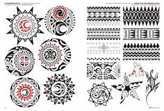 Interest tattoo ideas and design - Polynesian Maori Circle Tattoo Design Photo - If you want to make a tattoo, look how it looks from other people! Maori Tattoos, Tattoo Maori Brazo, Maori Tattoo Frau, Ta Moko Tattoo, Filipino Tribal Tattoos, Tattoo Son, Maori Tattoo Designs, Samoan Tattoo, Tattos