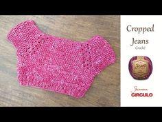 Crochet Summer Tops, Crochet Crop Top, Crochet Blouse, Knit Crochet, Crochet Tops, Crochet Skirts, Crochet Clothes, Crochet Bikini Pattern, Crochet Patterns
