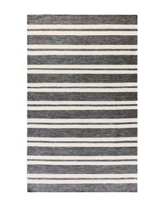 Surya Everett Black Indoor/Outdoor Handcrafted Area Rug (Common: 5 x Actual: W x L) at Lowe's. Surround your space in the exquisiteness of classic stripe design in the addition of a flawless rug from the Everett collection by Surya. Hand Woven in Thing 1, Striped Rug, Rectangular Rugs, Rectangle Area, Indoor Outdoor Area Rugs, Outdoor Living, Grey Rugs, Home Decor Trends, Accent Furniture