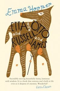 "January (2015!) book of the month: Etta and Otto and Russell and James: ""Otto, I've gone. I've never seen the water, so I've gone there. I will try to remember to come back. Yours (always), Etta."" Eighty-two-year-old Etta has never seen the ocean. So early one morning she takes a rifle, some chocolate, and her best boots, and begins walking the 2,000 miles from Saskatchewan, rural Canada, eastward to the coast.  http://www.gransnet.com/life-and-style/books/etta-and-otto-and-russell-and-james"