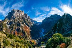 Our Spiritual Connection to Nature in Zagori, Greece, June, 2018 - Alona Chyrva Mountain Village, Mountain View, Greek Beauty, Seaside Resort, Grand Tour, Landscape Photographers, Natural Beauty, Greece, National Parks