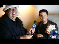 Hilarious & Epic Interview! Jersey Boys' John LLoyd Young in San Francisco!