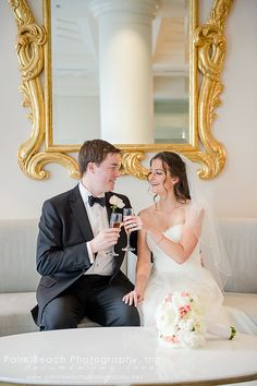 We could say I Do all day to this gorgeous wedding sneak peek for Charlotte & JonRyan! With a classic elegant style sense, they knew immediately that the Four Seasons Palm Beach was the perfect venue for their destination wedding day. Filled with family and friends the ceremony took place…