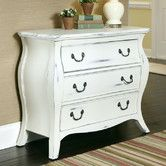Found it at Wayfair - Regency Bombe 3 Drawer Chest- Guest Room