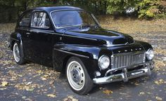 How a 1965 Volvo PV544 Sport with just 4.5 miles that never left the dealer managed to survive five decades.  Lincoln Morehead, Sr., established Morehead Auto Sales in 1946 and took on a Volvo franchise in the late 1950s.  Mr. Morehead added the Honda lineup in 1974, and sold both marques out of his