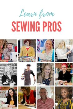 Learn from sewing pros at The Great British Sewing Bee Live. Your favourite Sewing Bee stars and the UK's top workshop hosts are coming together to deliver an amazing programme of live demos and workshops at the UK's newest and biggest dressmaking event. Book your tickets today!