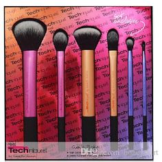 2015 Luxe Professional Real Tech Wool Makeup Brushes Tools Sets Make Up Tool Kit Cosmetic Brush Set Case Makeup Shop Makeup Store From Honeyskirt, $19.9| Dhgate.Com