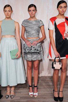 Alice and Olivia Spring 2014 Runway Show | NY Fashion Week